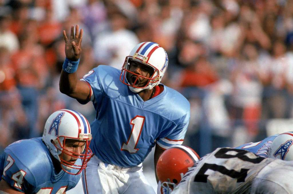 Should the history of the Houston Oilers return to Houston?